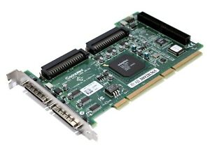 Adaptec-ASC-39160-PCI-X-SCSI-Adapter-Host-Controller-Card-5384