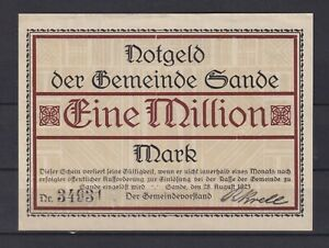 Sande-Gemeinde-1-Million-Mark-L3