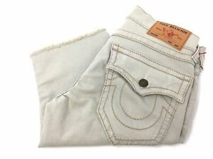 True-Religion-Men-039-s-Ricky-Big-T-Straight-Fit-Stretch-Jean-Shorts
