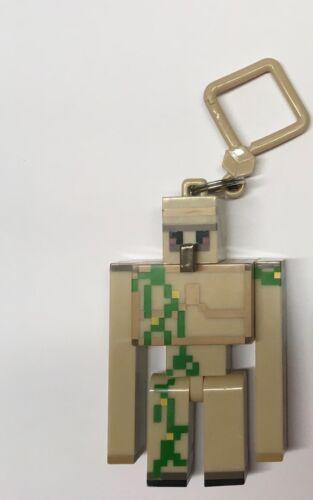 Calmar Steve diamond armor Iron Golem Minecraft Cintres figures vous choisissez