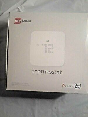 Powerley Thermostat Battery Powered Smart Thermostat Z