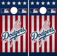 Details about  /Los Angeles DodgersCornhole Wraps DecalCustom DesignBaseball