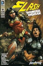 FLASH/WONDER WOMAN NEW 52 VOLUME 31 VARIANT COFANETTO NO COFANETTO ED. LION