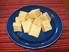 Homemade Peanut Butter Fudge w/Honey Roasted Peanuts - 1 lb FREE SHIPPING!