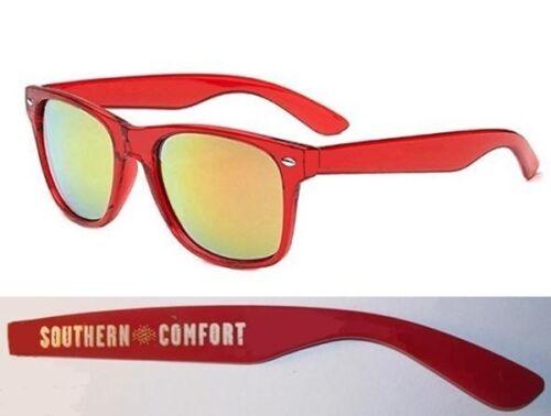 Wayfarer Style Sun Glasseswith bronze mirrored lenses UV400 Southern Comfort