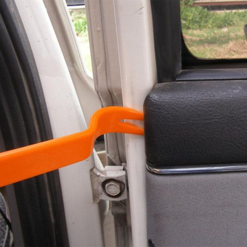 4Pcs Auto Car Radio Door Clip Pry Tool Panel Trim Dash