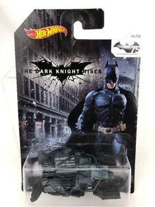 The Bat 6 of 8 Hot Wheels D21 Batman 75th