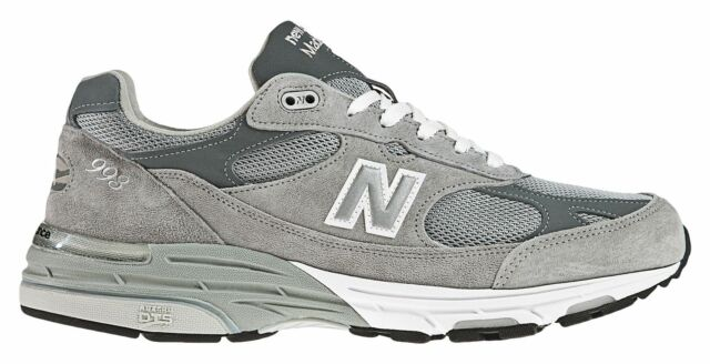 New Balance Male Men's Classic 993 Running Adult Polyurethane Midsole Grey