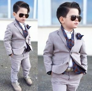 Image Is Loading Custom Made Kid 039 S 2 Piece Formal