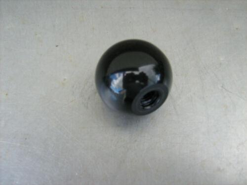 5-Stuck-Kugelgriff-M10 kugel 40mm schwarz