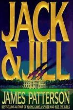 JACK AND JILL Hardcover James Patterson Alex Cross Series Book 3 *FREE SHIPPING*