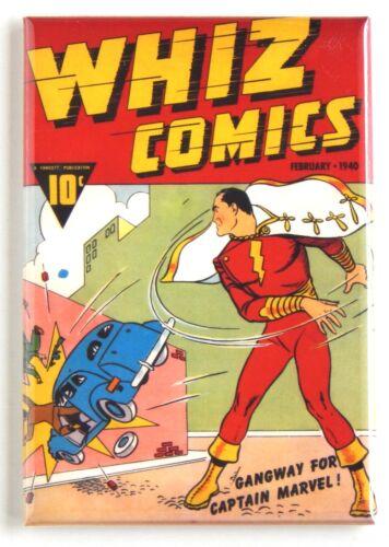 Whiz Comics #1 FRIDGE MAGNET comic book Shazam captain marvel