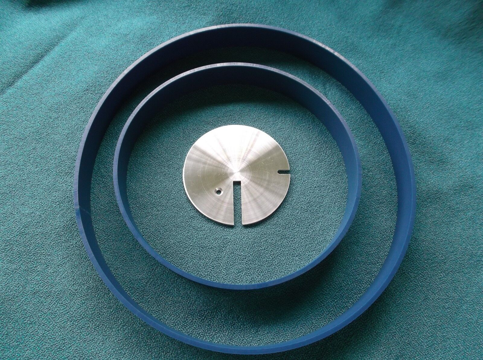 2 Blau MAX BAND SAW TIRES and TABLE INSERT FOR CRAFTSMAN 113244420 10
