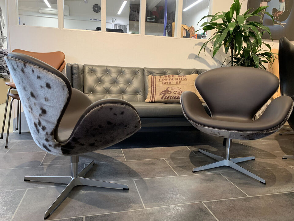 Svanen af Arne Jacobsen
