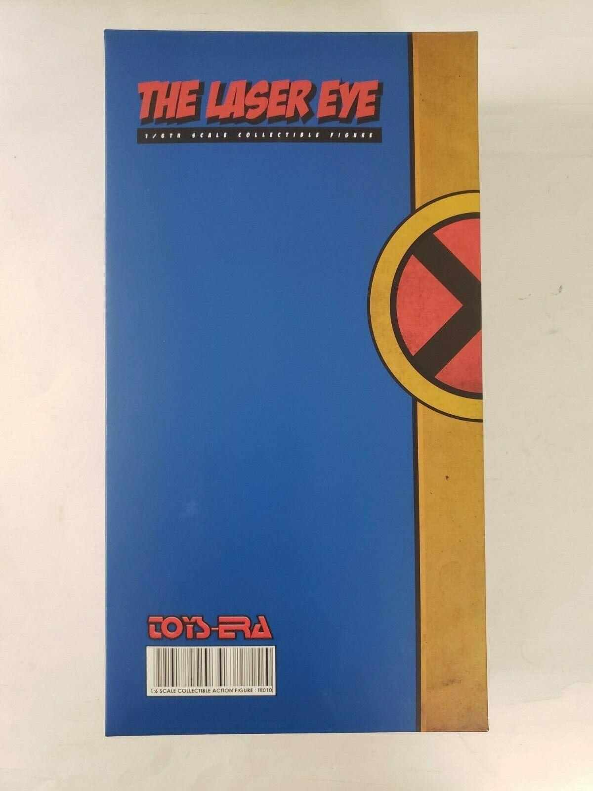 2016 Toys Era 12  THE LASER EYE (Cyclops) TE010 X-Men Pre-owned Opened