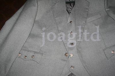 Inventivo Blazer A Rombi Kilt Giacca E Gilet/gilet, Scozzese A Quadri Giacca Misto Lana.-,scottish Argyle Jacket Blend Wool-- It-it