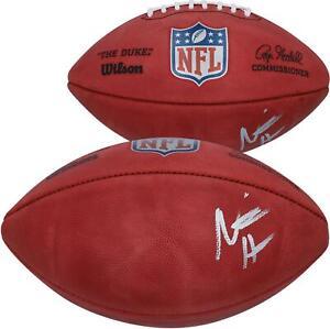 Najee Harris Pittsburgh Steelers Autographed Wilson Duke Full Color Pro Football