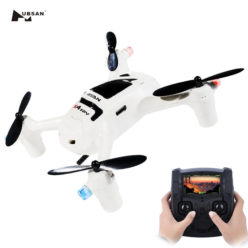 Hubsan fpv X4 Plus H107D+ 4CH RC Cuadricóptero 2MP 720P Cámara Gran Angular