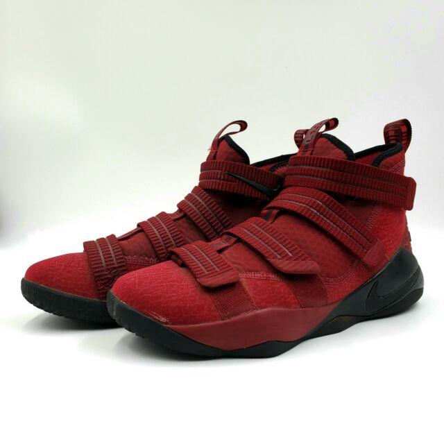 Nike LeBron Soldier 11 SFG Burgundy