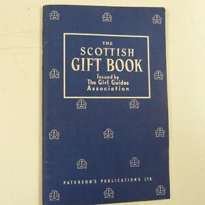 THE-SOCTTISH-GIFT-BOOK-The-Girl-Guides-Association-1957