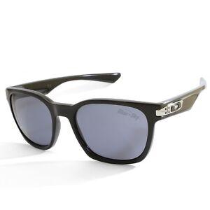 cba1218abf Oakley Garage Rock OO 9175-01 Polished Black Frame Grey Unisex ...