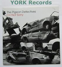 """PIGEON DETECTIVES - I'm Not Sorry - Ex 7"""" Single Dance To The Radio DTTR 029VL"""
