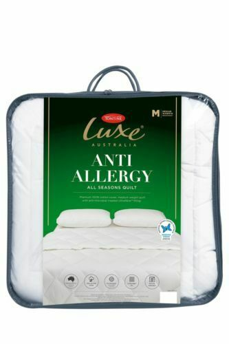 Tontine Luxe Anti-Allergy All Seasons Quilt