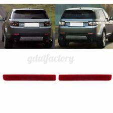 Rear Right Bumper Corner Reflector For Land Range Rover Discovery LR3 LR4 2010+