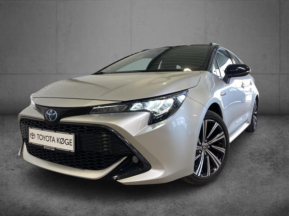 Toyota Corolla 1,8 Hybrid H3 Premium Touring Sports MDS 5d