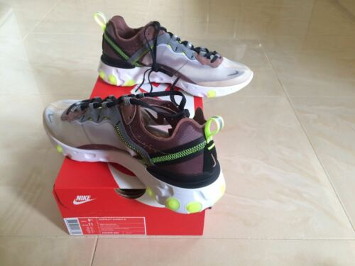 Sand 2018 React Element Nike le The Grey 87 Tutte dimensioni Prequel Novità ySSwYr4q5