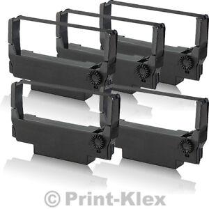 5x Kompatibel Schriftbänder für Samsung SRP 275 AG Druckerba Office Plus