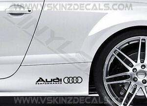 2x-Audi-Performance-Logo-Premium-Cast-Skirt-Decals-Stickers-TT-RS-S-line-Quattro