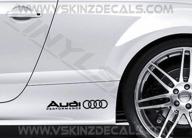 AUDI S5 A5 RS5 S-line Quattro TFSI TD PREMIUM BRAKE CALIPER DECALS STICKERS