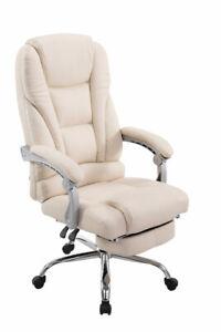 Sedia ufficio ergonomica Pacifc in similpelle con ...