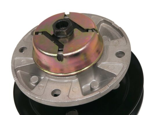 Spindle Assembly with Pulley for John Deere GT225 GT235 GT235E Lawn Tractors