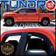 For-2007-2020-Tundra-CrewMax-In-Channel-Window-Deflector-Vent-Visor-Rain-Guard thumbnail 1