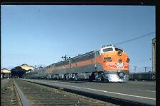 351048 WP EMD R 7A 805 A With California Zephyr A4 Photo Print