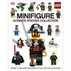 Lego Minifigure Ultimate Sticker Collection by Dorling Kindersley Inc (Mixed media product, 2009)