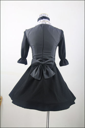 Mahou Shoujo Ikusei Keikaku Hardgore·Alice Dress Cosplay Costume Customized#A