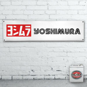 Yoshimura-Motorcycle-Banner-workshop-garage-sign-Kawasaki-Z7501700x430mm