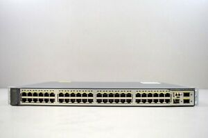 Cisco-Catalyst-WS-C3750V2-48PS-S-48-Port-PoE-Switch-WS-C3750-48PS-S