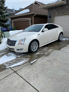 2011 Cadillac CTS Coupe Premium AWD -Low Mileage
