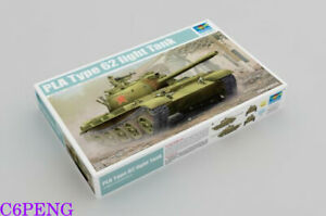 Trumpeter-05537-1-35-Chinese-Type-62-Light-Tank-Hot
