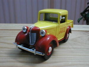 Tres Rare Bantam Pick Up    1938 Échelle 1/24éme  coca Cola