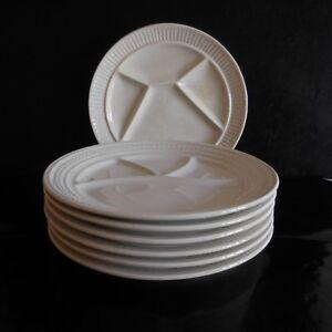 8-Platos-Compartimentos-Ceramica-Loza-Sarreguemines-Art-Deco-Francia-N3363
