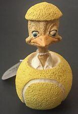 Enesco Eggbert Love Bird Figurine Tennis Ball Hatched Vintage Collectible