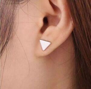 orecchini-uomo-donna-forma-triangolo-silver-argento-vite-acciaio-da-minimal-lobo