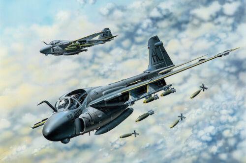 HobbyBoss 1//48 Grumman A-6E TRAM INTRUDER # 81710