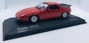 Minichamps-1-43-Porsche-928-S4-1991-Rojo-400062421