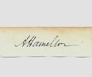 John Adams Autograph Reprint On Genuine Original Period 1780s Paper